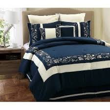navy blue queen comforter.  Blue Navy Blue And White Comforter Set Add Pink Mint Pillows It Will Be  Perfect With Queen E