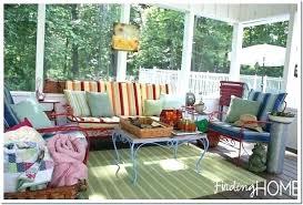 screen porch furniture ideas. Screened Porch Decorating Ideas Screen Furniture Idea On