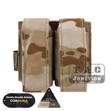 9Mm Magazine Holder Emerson Tactical MOLLE Double 100mm Grenade Pouch Emersongear 100mm 58