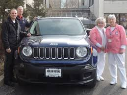 win new jeep renegade or 15k in raffle to benefit eastern long island hospital