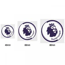 Authentic The Premier League Patch 2019 onwards (by Avery Dennison)