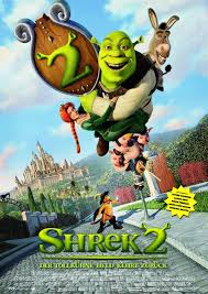 Shrek 2 | Shrek, Animated movie posters, Animated movies