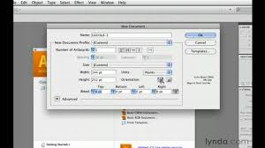 How To Prepare Illustrator Files For Print Lynda Com Tutorial