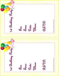 Birthday Party Invitation Card Template Free Playing Cards Party Invitations Template Kids Birthday Invitation