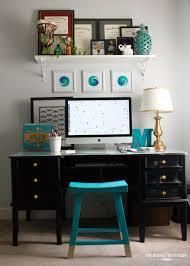 office make over. Office Desk Makeover-002 Make Over