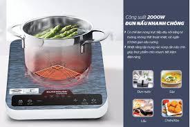 Bếp từ cảm ứng Sunhouse Mama SHD6858 - Bếp từ đơn ăn lẩu tặng nồi lẩu: Mua  bán trực tuyến Bếp điện với giá rẻ