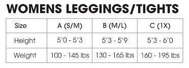 Size Chart Muk Luks