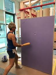 hi impact purple xp drywall