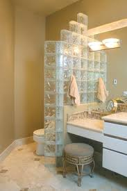 glass block seattle this stepped glass block panel is used as a privacy wall between the