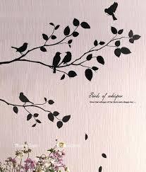 bird wall art amazing removable tree branch and bird wall stickers for bird wall art bird wall art
