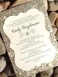 I Glamorous Wedding Invitations