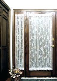 front door window treatment ideas entry door window treatments sheer front door window curtains entry door front door window treatment