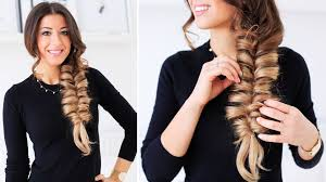 Luxy Hair Style faux fishtail braid luxy hair youtube 3999 by wearticles.com