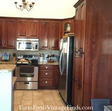 Milk Paint Kitchen Cabinets Painting Kitchen Cabinets With General Finishes Milk Paint Farm
