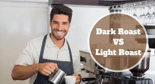 Some varietals of coffee develop the best flavors at a lighter roast. Dark Roast Vs Light Roast Taste Coffee Dorks