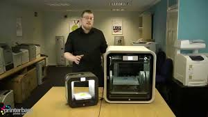 <b>3D Systems Cube</b> 3 3D Printer Review - YouTube