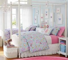 Pottery Barn Bedroom Catalina Canopy Bed Pottery Barn Kids Australia Girls Bedrooms