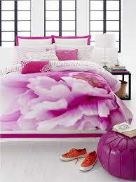 Bedroom. Overwhelming Teen Bedroom Set Inspiring Design Introduce Charming  Pinky Big Single Bed Near Divine