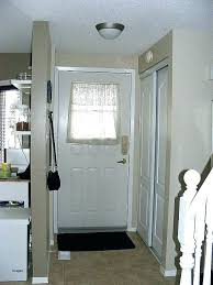 front door window coverings small curtains entryway for windows curtain ideas half curt
