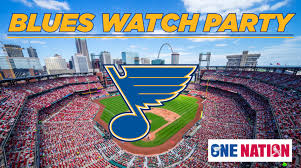 Busch Stadium Is Hosting A Blues Watch Party And Tickets Go
