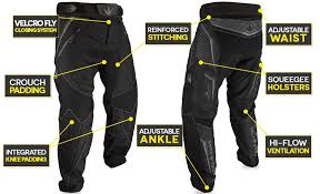 Bunker Kings V2 Supreme Pants Size Chart Bunker Kings V2 Supreme Pants Black