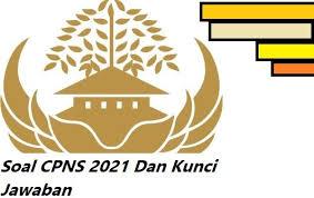 Apr 09, 2021 · download soal cpns 2019 2020 dan kunci jawaban pdf 1. Download Soal Cpns 2021 Dan Kunci Jawaban Pdf
