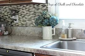 refinishing laminate countertops painting to look like stone refinish with concrete reviews