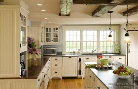 Kitchen Design Ideas Country Style Modern White Inside Decorating