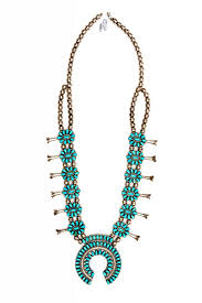 vintage turquoise and c squash