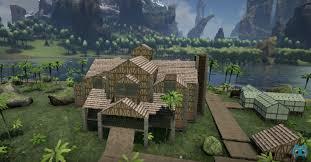 Ark Pve Base Designs Ark Survival Evolved Ps4 Base Design Ideas Game Ark
