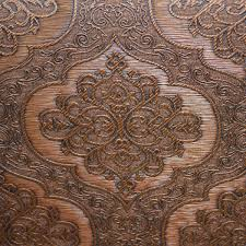 european style vegan leather fabric for upholstery