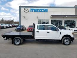 2018 ford f 350 super duty xl 4x4 crewcab flat bed 6 7l powerstroke sel power equipment pkg vinyl seats butler pa cranberry twp pittsburgh wexford