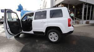 jeep patriot 2014 white. Exellent Jeep ED617364  2014 Jeep Patriot Sport RairdonDCJBellingham White In V