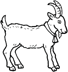 Farm Animals To Color Farm Animals Coloring Pages For Preschool