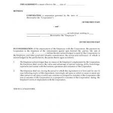 Business Templates Noncompete Agreement Refrence Business Templates ...