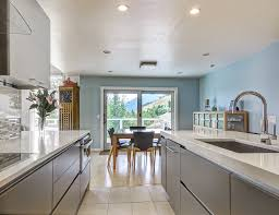 wall color small. Kitchen:Small Kitchen Remodeling Ideas With Soft Blue Wall Color And White  Ceiling Also Tile Wall Color Small