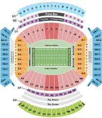 Bryant Denny Stadium Tickets With No Fees At Ticket Club