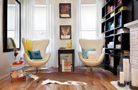 shabby chic furniture nyc. marvelous lucite dining chairs in contemporary new york with shabby chic meets mid century modern next furniture nyc