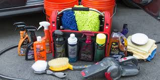 the best car wax wash and detailing supplies
