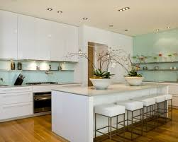 modern kitchen colors 2017. Bet On New Materials Tempered Glass Kitchen Modern Colors 2017 C