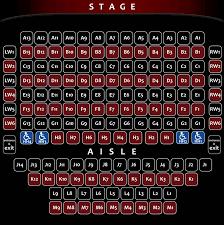 Maltz Jupiter Theatre Seating Chart Seating Chart Sugar Sand Park