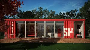 House Made Out Of Shipping Containers In From Container Houses Shipping
