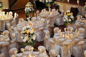 Round Table Decoration Chair Covers Chair Cover Rental Wedding Decorations Sitting