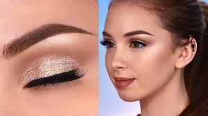 prom makeup tutorial natural easy prom makeup