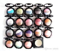 this style mineralize eyeshadow have good quality and beautiful colors same as the picture showing have 18 diffe colors you can choose you like colors