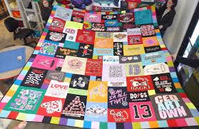 The Best T-shirt Quilts of 2013 &  Adamdwight.com