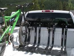 Ultimate truck bed bike rack? – Lee Likes Bikes