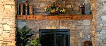 faux wood mantel fireplace mantels reclaimed rough beam diy m