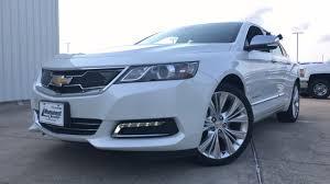 2017 Chevrolet Impala Premier (3.6L V6) - Review - YouTube