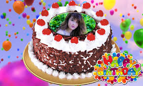 Photos On Birthday Cakes Apps On Google Play